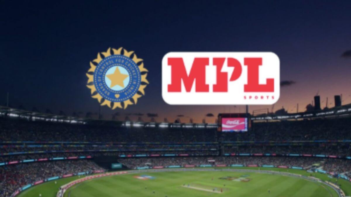 MPL signs as the Indian cricket team's kit sponsor for the next three years